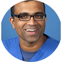 Pradip Kamat, MD headshot