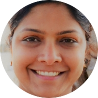 Neha Garg, PhD headshot
