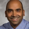 Rajit K Basu, MD, MS, FCCM headshot