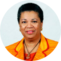 Frances J. Dunston MD headshot
