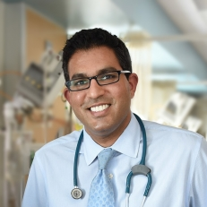 Ravi M. Patel, MD, MSc headshot