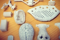 In medicine, 3D printers move beyond curiosities thumbnail Photo