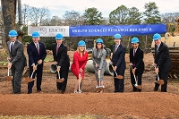 Emory University breaks ground on innovative biomedical research facility thumbnail Photo