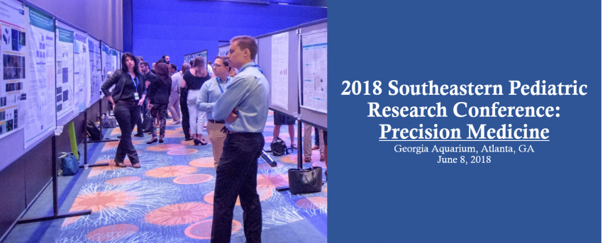 2018 Southeastern Pediatric Research Conference: Precision Medicine Banner Photo
